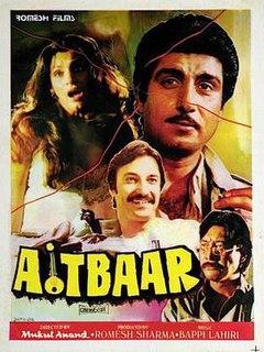<i>Aitbaar</i> 1985 film