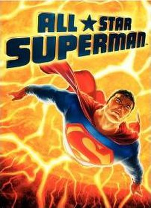 All-Star Superman (film) - DVD cover art