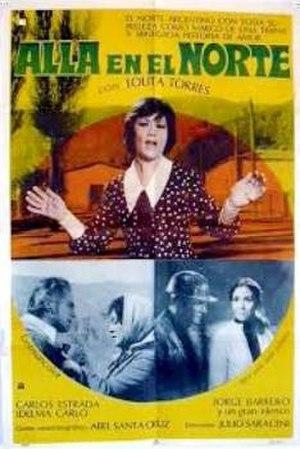 Allá en el Norte - Film poster