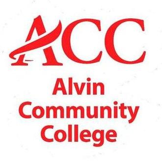 Alvin Community College - Image: Alvin Community College