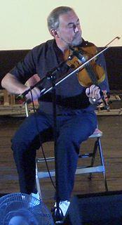 Aly Bain fiddler
