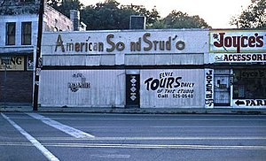 American Sound Studio - American Sound Studios