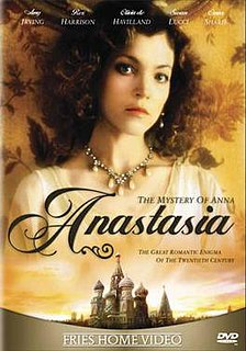 <i>Anastasia: The Mystery of Anna</i> 1986 TV film directed by Marvin J. Chomsky