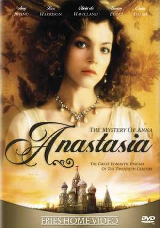 Anastasia: The Mystery of Anna - Image: Anastasia The Mystery of Anna
