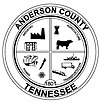 Official seal of Anderson County
