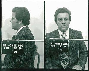 Anthony Spilotro - 1974 FBI mugshot of Spilotro