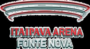 Itaipava Arena Fonte Nova - Image: Arena Fonte Nova Logo