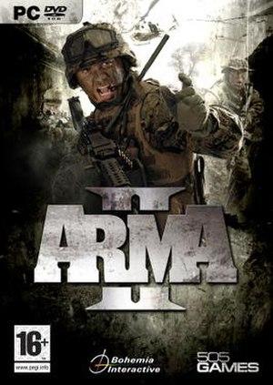 ARMA 2 - Image: Arma 2 cover