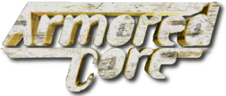 Armored Core - Logo utilized in the first Armored Core.