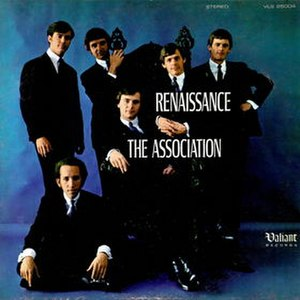 Renaissance (The Association album) - Image: Associationrenaissan ce