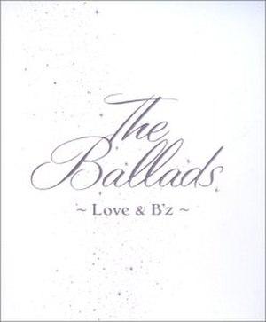 The Ballads: Love & B'z - Image: B'z TB