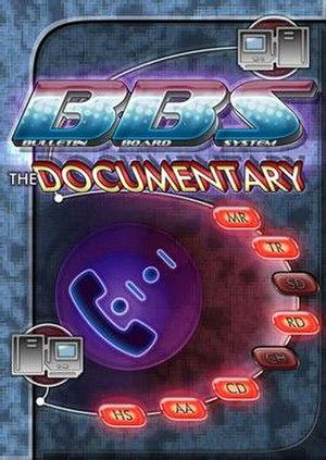 BBS: The Documentary - DVD cover for BBS: The Documentary
