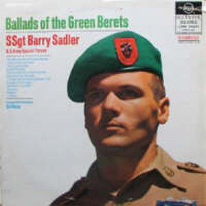 Ballad of the Green Berets - Image: Ballad of the Green Berets