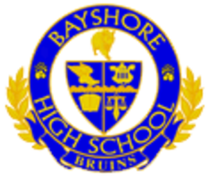 Bayshore High School - Image: Bayshore High School Bradenton Florida crest 2