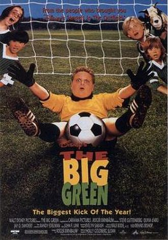 The Big Green - Theatrical release poster