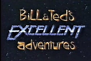 <i>Bill & Teds Excellent Adventures</i> (1992 TV series)