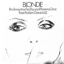 Blondie - Presence, Dear (UK).jpg