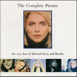 The Complete Picture: The Very Best of Deborah Harry and Blondie - Image: Blondie The Complete Picture The Very Best Of Deborah Harry And Blondie