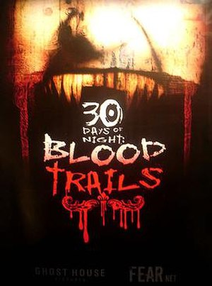 30 Days of Night: Blood Trails - Online promotion