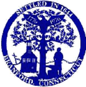 Branford, Connecticut - Image: Branford Ct Town Seal