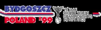 1999 World Youth Championships in Athletics - Image: Bydgoszcz 1999logo