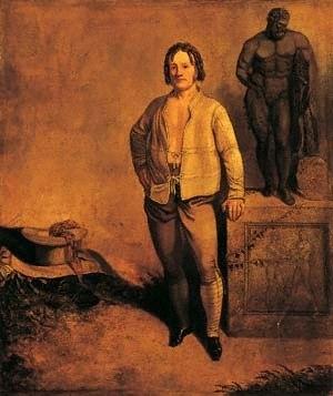 Abraham Cann - Image: Cann, Abraham (bap. 1794, d. 1864), by unknown artist, c.1850