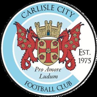 Carlisle City F.C. - Image: Carlisle City
