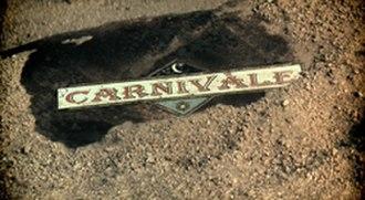 Carnivàle - Image: Carnivale title