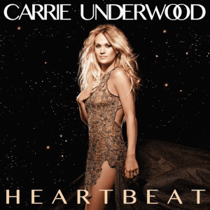 Heartbeat (Carrie Underwood song) - Image: Carrie Underwood Heartbeat (Official Single Cover)