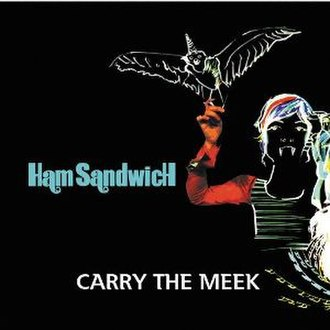 Carry the Meek - Image: Carry the Meek album cover