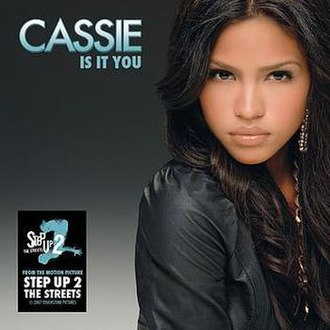 Is It You (Cassie song) - Image: Cassie Is It You