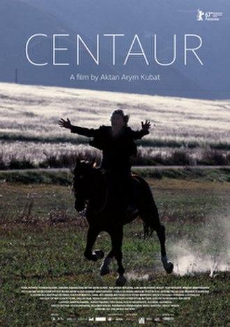 Centaur (2016 film) - Film poster