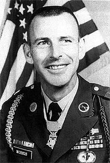 Charles B. Morris United States Army Medal of Honor recipient