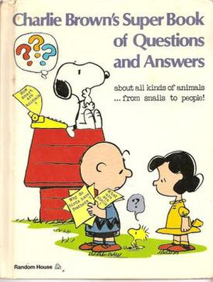 Charlie Brown's Super Book of Questions and Answers