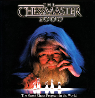 Chessmaster 2000 - The Chessmaster 2000 cover art