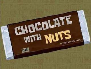 Chocolate with Nuts 12th episode of the third season of SpongeBob SquarePants