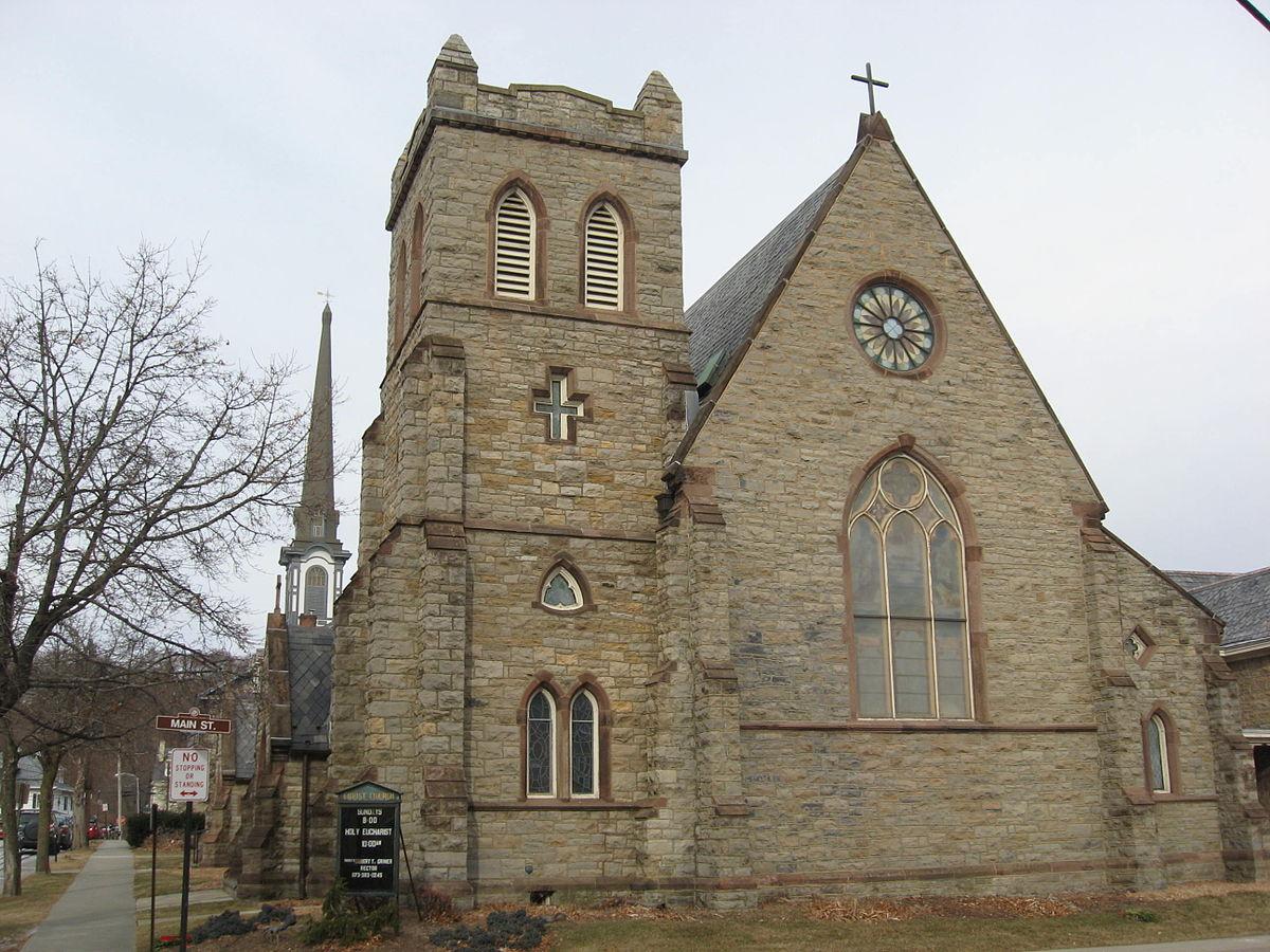 Christ Church Picture: Christ Church, Newton