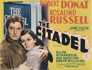 <i>The Citadel</i> (1938 film) 1938 film