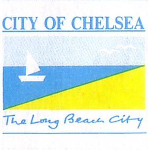City of Chelsea - Image: City of Chelsea Logo