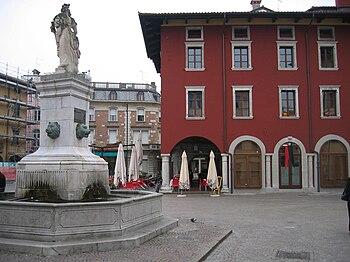 Cividale del friuli wikipedia for Piazza del friuli