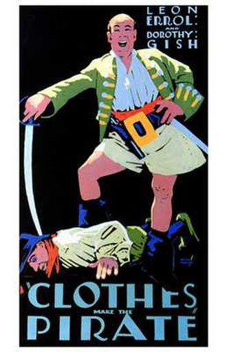 Clothes Make the Pirate - Image: Clothesmakethepirate 1925