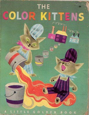 The Color Kittens - First edition