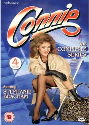 Connie (TV series) - DVD cover