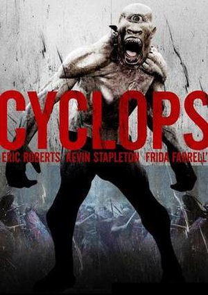 Cyclops (2008 film) - DVD cover