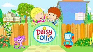 <i>Daisy & Ollie</i> Childrens television series