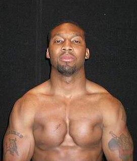 Damian Steele American professional wrestler