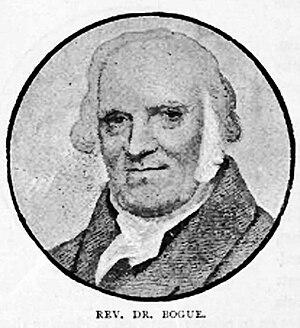 David Bogue - Nonconformist Preacher
