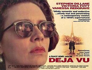 Déjà Vu (1997 film) - Promotional poster