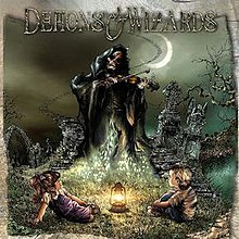 Demons & Wizards - Demons & Wizards - Front Cover.jpg