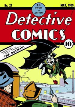 Image result for batman first issue